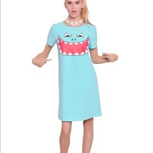 NWT Moschino Cheap and Chic Monster Dress 6 IT 42